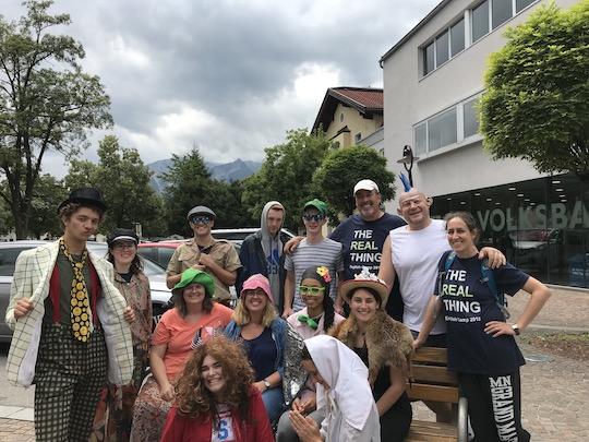 English Camp Austria - Our Team