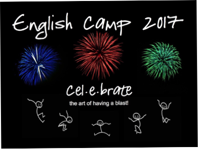 English Camp Austria 2017 Flyer Cover