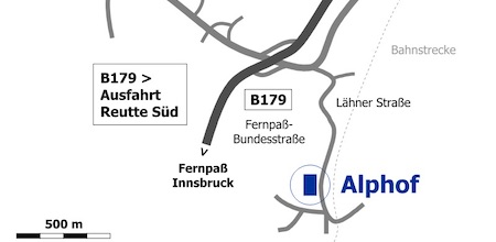 Driving Directions to Alphof